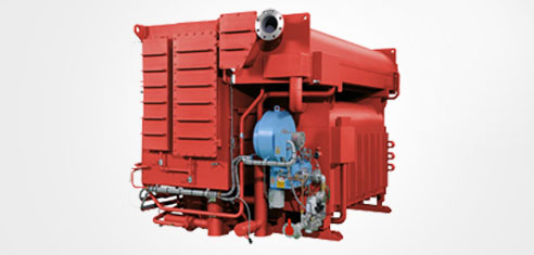 KAWASAKI Absorption Chiller