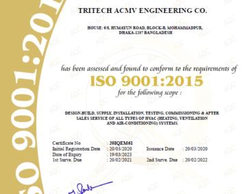 ISO Certified HVAC Provider